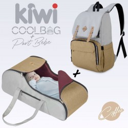 Baby box for mam Kiwi CoolBag Mother-Baby Care Backpack and Waterproof Imported Carry Cot