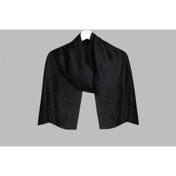 Degrade Shawl - BLACK