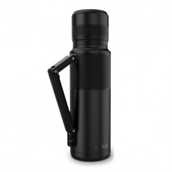Thermos   Contigo Thermal Bottle 1.2L Matte Black -  Black Thermos