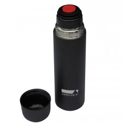 Thermos   High Peak 1L Thermos - Black