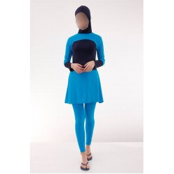 Mayo Burkini Beyhan Fully Covered Swimsuit