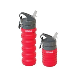 Nurgaz 0.75 L Silicone Collapsible Water Bottle