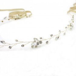 Wedding Accessories Beautiful Rhinestone / Alloy Headbands