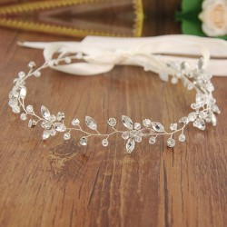 Wedding Accessories Beautiful Alloy Headbands With Crystal
