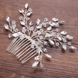Wedding Accessories Beautiful Crystal Rhinestone Combs