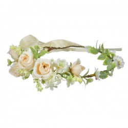 Wedding Accessories Beautiful Silk Flower / Simulation reed Headbands